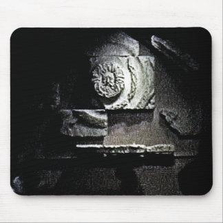 Bath England 1986 Roman Sun God snap-13584 jGibney Mouse Pads