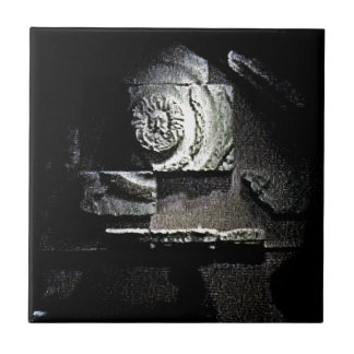 Bath England 1986 Roman Sun God snap-13584 jGibney Tiles