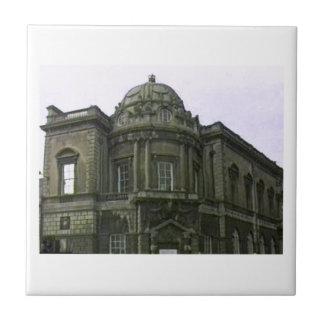 Bath England 1986 snap-11038 jGibney The MUSEUM Za Small Square Tile