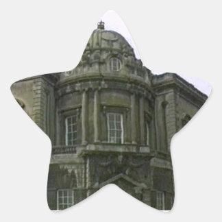 Bath England 1986 snap-11038 jGibney The MUSEUM Za Star Sticker