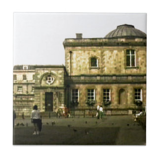 Bath England 1986 snap-12280 jGibney The MUSEUM Za Small Square Tile