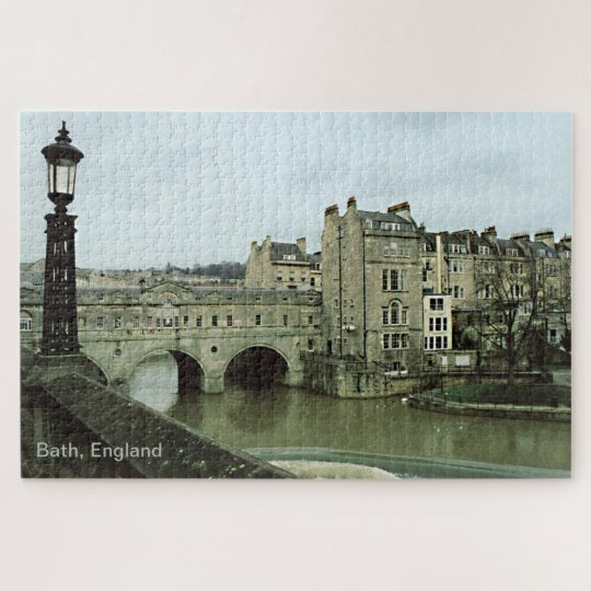 Bath, England Jigsaw Puzzle | Zazzle.co.uk