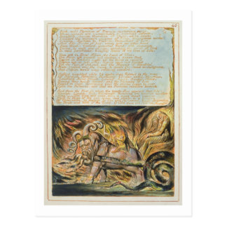 'Bath, Mild Physician...', plate 46 from 'Jerusale Postcard