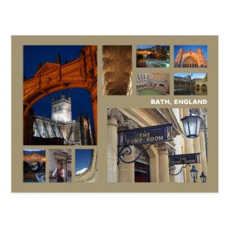 Bath postcard