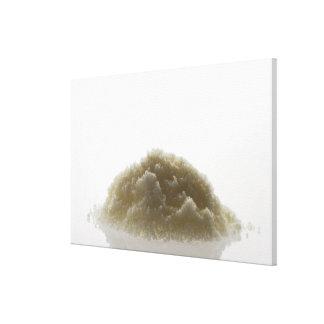 Bath Salt Stretched Canvas Print