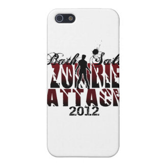 Bath Salt Zombie Attack 2012 Cover For iPhone 5