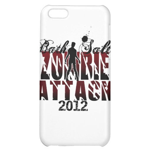 Bath Salt Zombie Attack 2012 iPhone 5C Cases