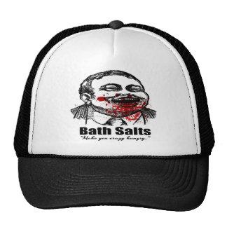 Bath Salts Zombie: Crazy Hungry Mesh Hats