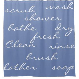 Bath time Shower Curtain