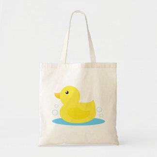 Bath Time Yellow Duck