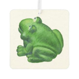 Bath toy frog