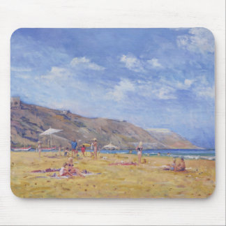Bathers Gozo Mouse Mat
