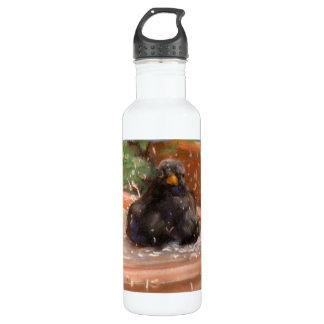 Bathing Bird 710 Ml Water Bottle