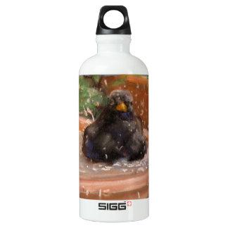 Bathing Bird SIGG Traveller 0.6L Water Bottle