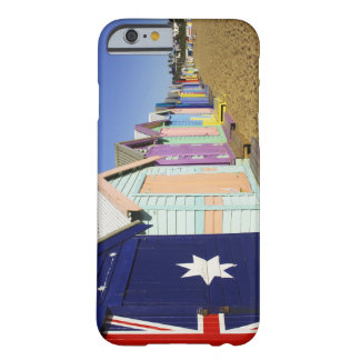 Bathing Boxes, Middle Brighton Beach, Port Barely There iPhone 6 Case