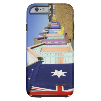 Bathing Boxes, Middle Brighton Beach, Port Tough iPhone 6 Case