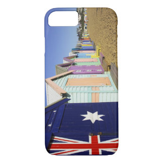 Bathing Boxes, Middle Brighton Beach, Port iPhone 7 Case