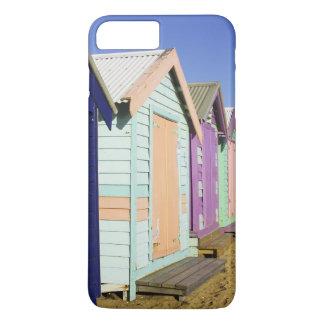 Bathing Boxes, Middle Brighton Beach, Port iPhone 8 Plus/7 Plus Case
