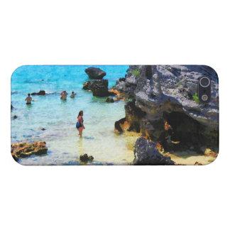 Bathing in the Ocean St. George Bermuda Case For iPhone 5