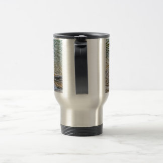 Bathing Time for the Starling Stainless Steel Travel Mug