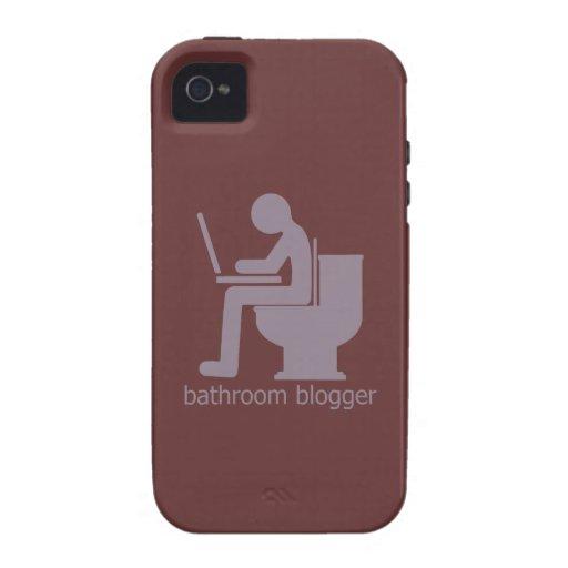 Bathroom Blogger Blurple