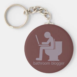 Bathroom Blogger Gurple Key Chains