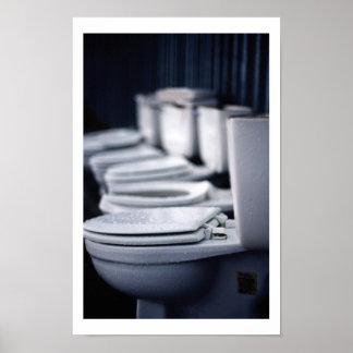 Bathroom Break Posters