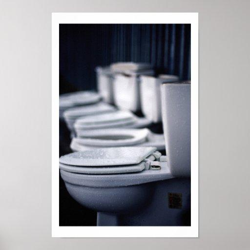 Bathroom Break!! Posters