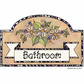 Bathroom - Decorative Sign Cut Out