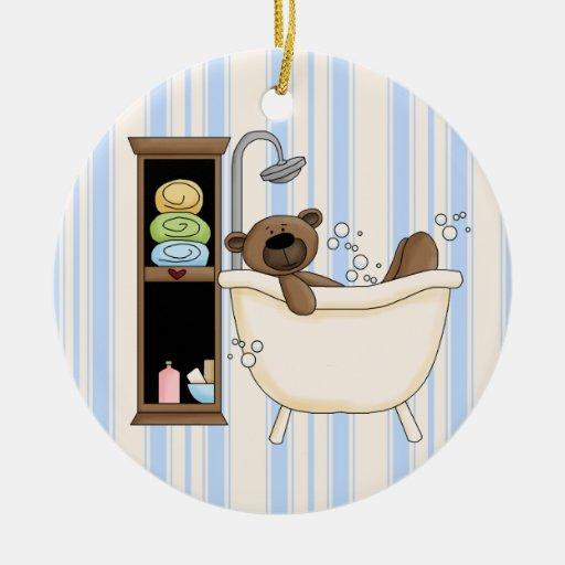Bathroom Hanging Ornament | Zazzle