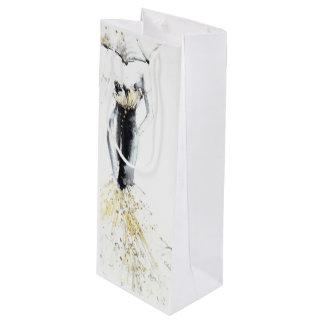 Bathsheba no.3 wine gift bag