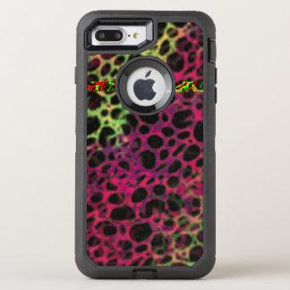Bathtime in Blur OtterBox Defender iPhone 7 Plus Case