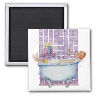 Bathtub Joy Magnet