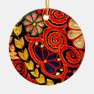 batik anggi 03 christmas ornament
