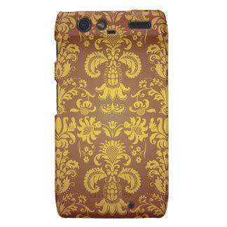 Batik Bali style design Motorola Droid RAZR Covers