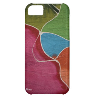 Batik Cover For iPhone 5C