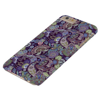 Batik Ethnic Pattern 12 Barely There iPhone 6 Plus Case