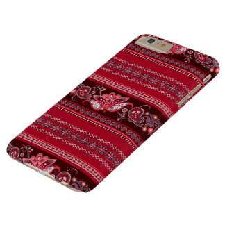 Batik Ethnic Pattern 5 Barely There iPhone 6 Plus Case