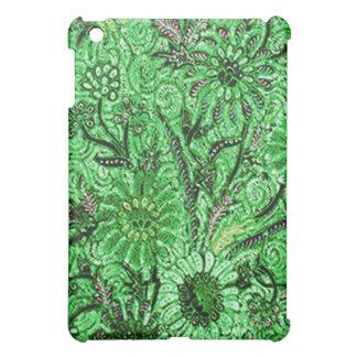 batik green cases case for the iPad mini