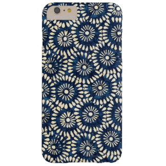 Batik Indonesia Blue Iphone Case Barely There Barely There iPhone 6 Plus Case