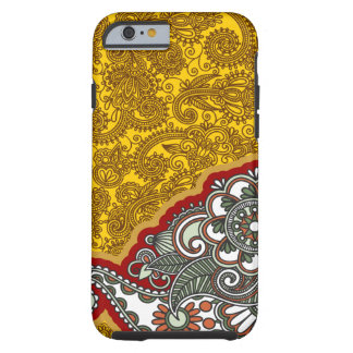 """BATIK"" iPhone 6 case"