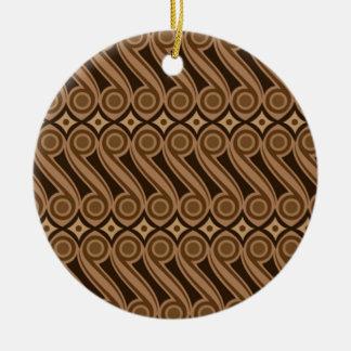 batik kulasa 03 christmas ornament