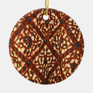 batik laras 03 christmas ornament