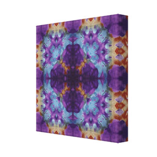 Batik Magic Gallery Wrapped Canvas