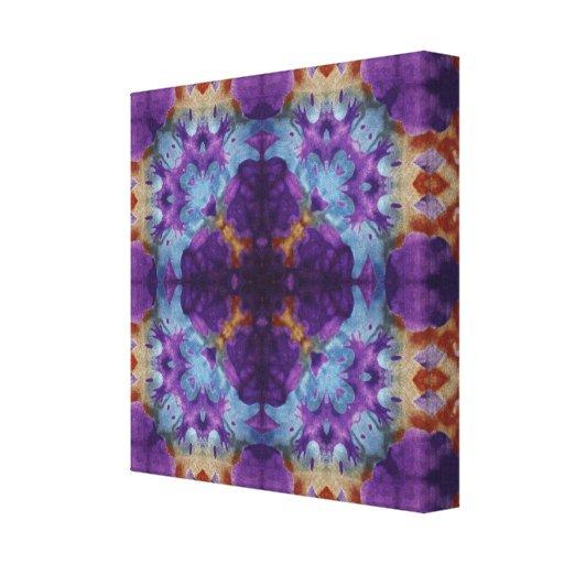 Batik Magic Gallery Wrapped Canvas