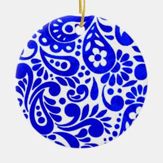 batik mega 03 christmas ornament