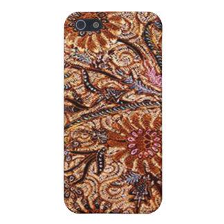 batik motif Buket-Kelir-Pacit-Ungker ori iPhone 5 Case