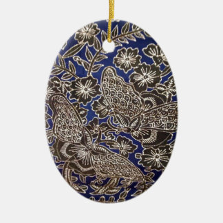 batik no.21 collection ornaments