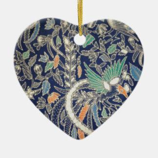 batik no.22 collection christmas ornament