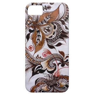 batik no.4 colection iPhone 5 cases